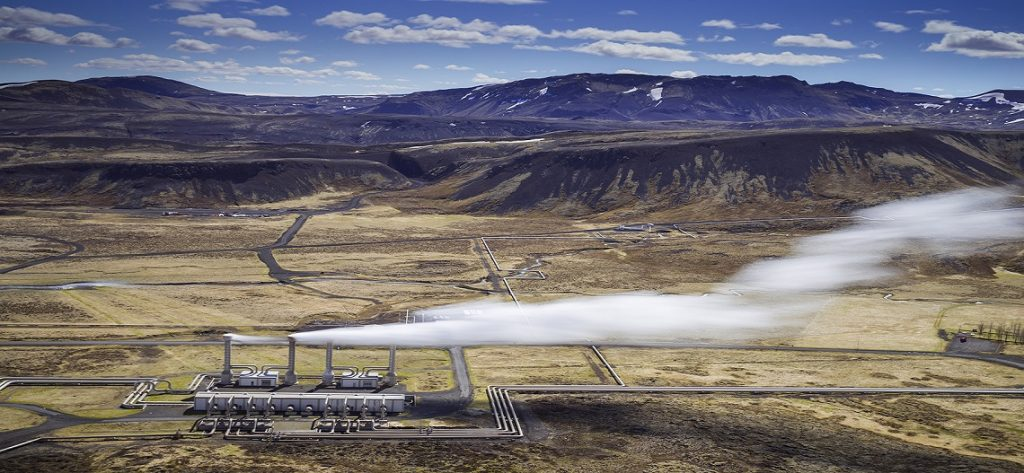 Nesjavellir Geothermal Power Station